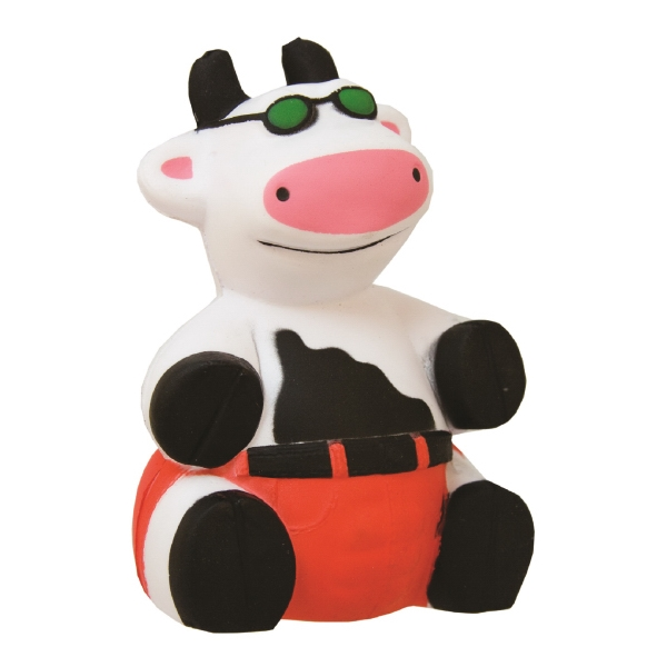 Polyurethane Stress Relievers (Cool Cow)