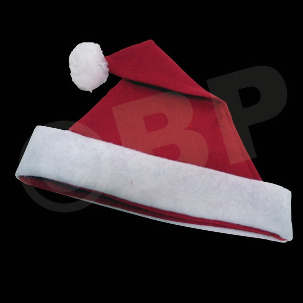 Santa Claus Hats, Blank Photo