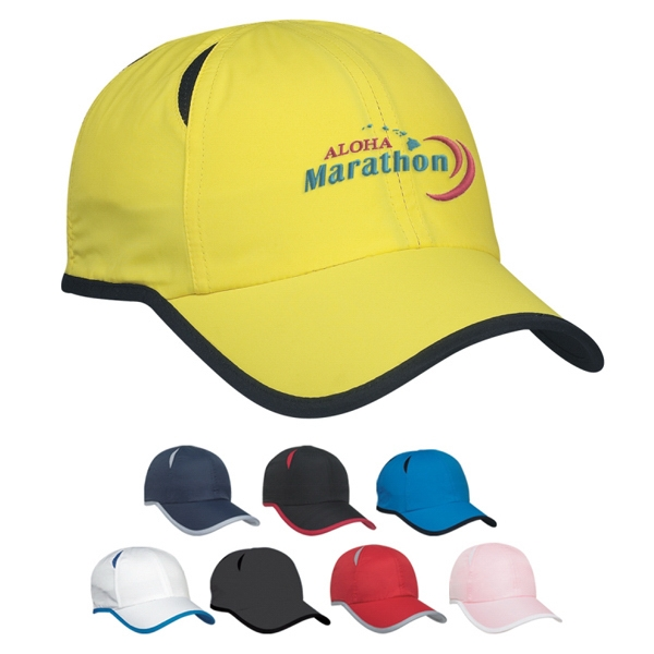 Custom 100% Lightweight Polyester Dry Cap Photo