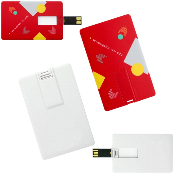 2gb Credit Card Usb Drive Photo