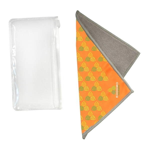 Digital Photo - Dual Micro-fiber Cleaning Cloth Photo