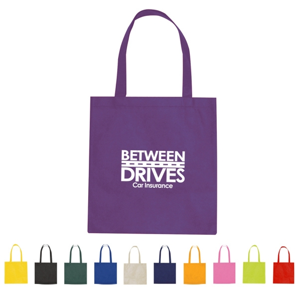 Custom Non-woven Promotional Tote Bag Photo