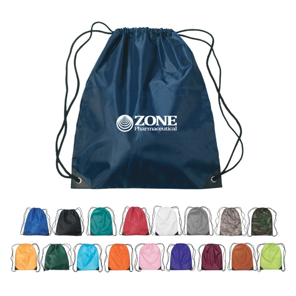 Custom Small Sports Pack Made Of 210 Denier Polyester Photo