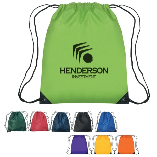 Custom Large Sports Pack Made Of 210 Denier Polyester Photo