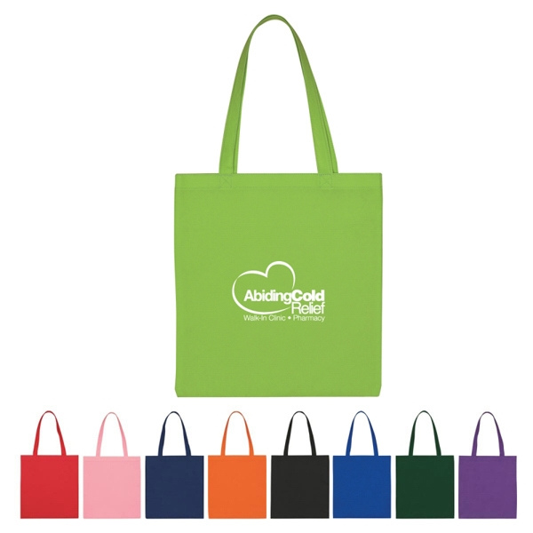 Custom Non-woven Economy Tote Bag Photo