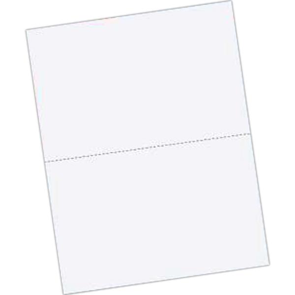 Laser W-2, Blank Form - Laser W-2 one part blank form.