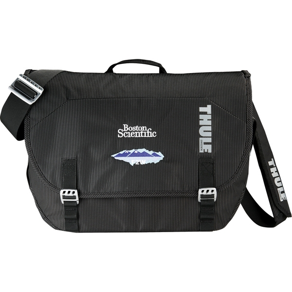 Thule Crossover (tm) - Crossover Messenger Bag Features 12 Liters Of Space In A Bag That Keeps Laptops Safe Photo