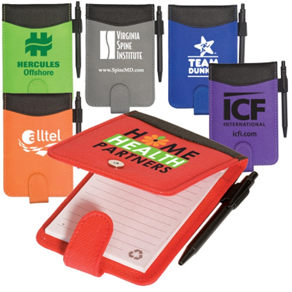 Enviro-jotter - Clearance Pocket Enviro-jotter. While Supplies Last. Closeout Photo