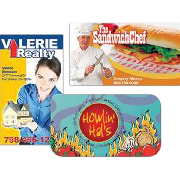 Business Card Magnet - Business card magnet.