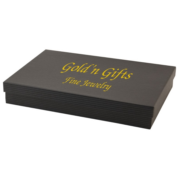 "Color - Jewelry Box, 8"" X 5.5"" X 1.25"" Photo"