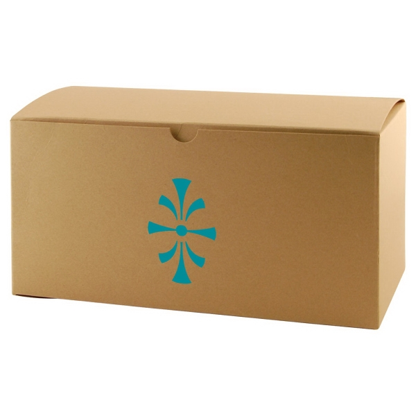 Natural Kraft Gift Box Photo
