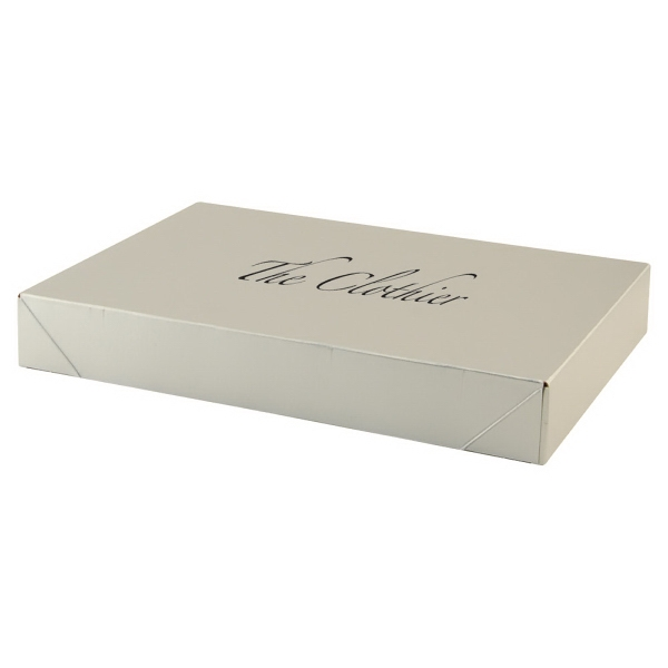 Gloss Color Two Piece Pop Up Apparel Box Photo