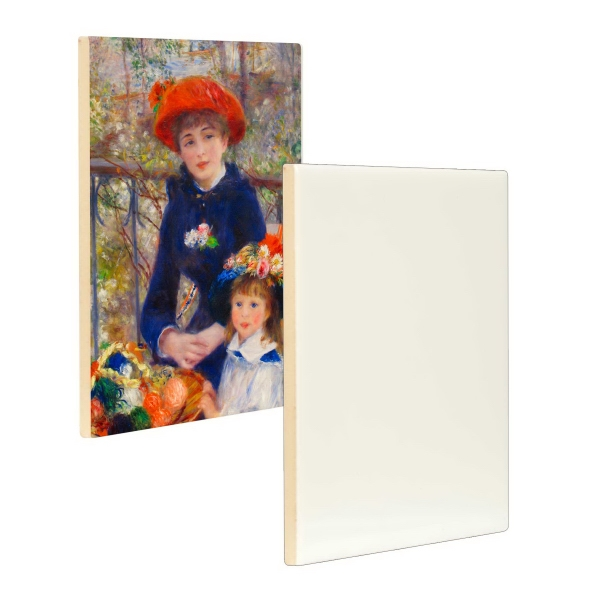 A Top Seller, This Ceramic Photo Tile Features The Best In Sublimation Coating! Photo