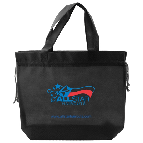 "Enviro Sacks (tm) - 100 Gsm Non Woven Polypropylene Universal Tote Bag, 16.5"" X 4.5"" X 13.5"" Photo"