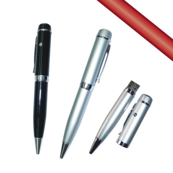 FullHouse - Laser Pen/USB Flash Drive