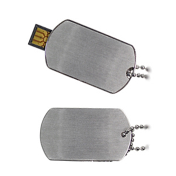 Security Tag USB Flash Drive