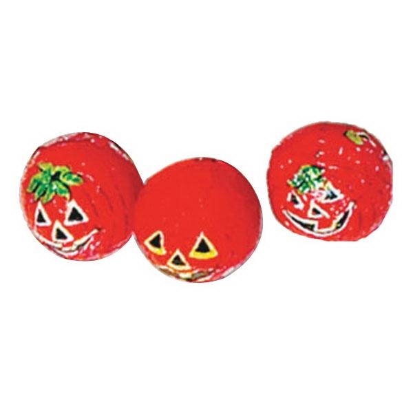 Halloween Chocolate Foil Pumpkins