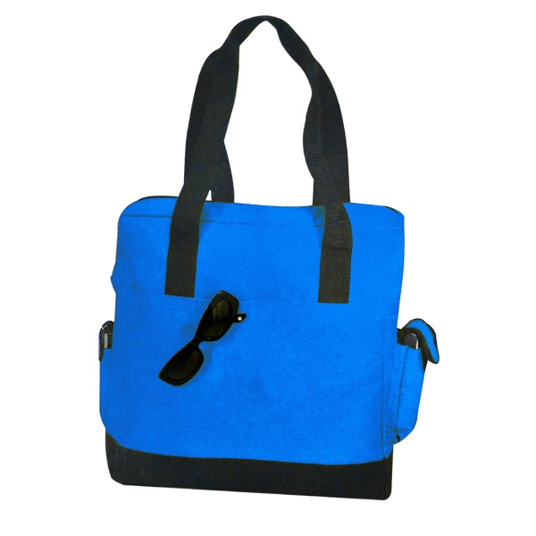 DYNAMIC TOTE (ROYAL BLUE ONLY)