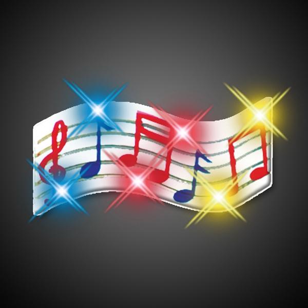 Musical Measure Flashing Lights