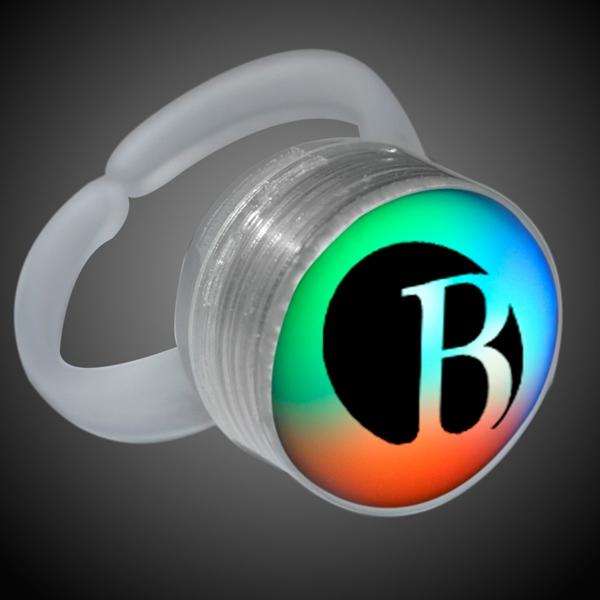 LED light-up ring