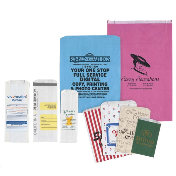 Custom Imprinted Merchandise Bag