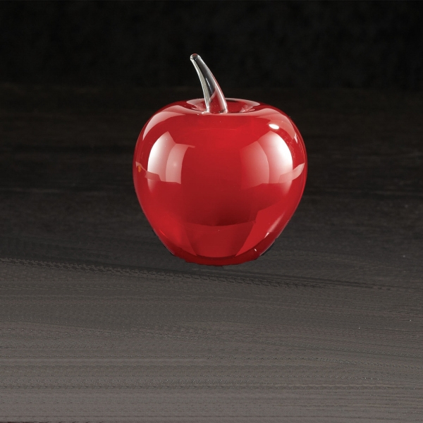Geyser Apple - Art Glass Award That Is Fashioned Into The Shape Of An Apple Photo