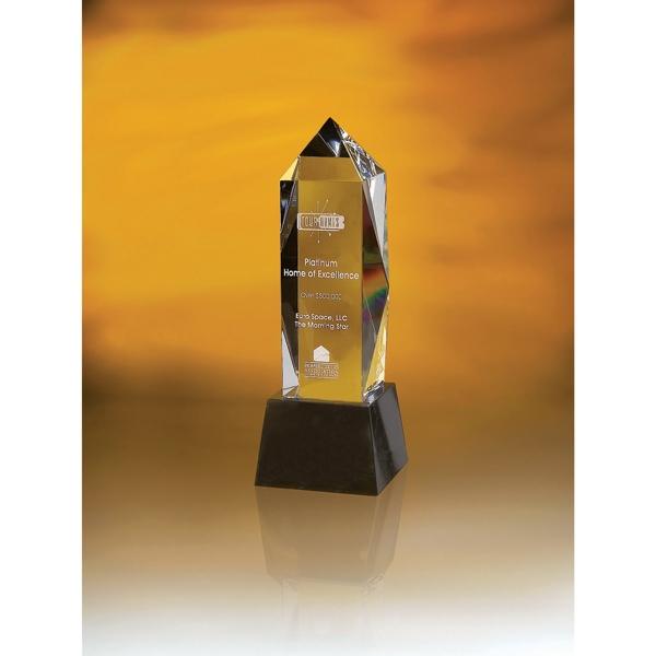 "Beachwood Obilisk Award 10"""