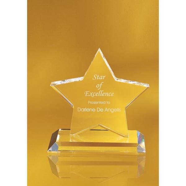 """Columbiana Star Award 7 1/2\"""""""