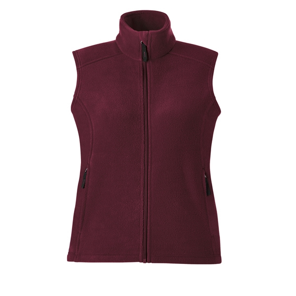 North End (r) Core 365 (tm) Journey (r) - 2 X L - Ladies' Vest With Fleece Chin Guard Photo