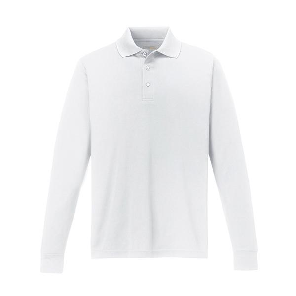 Core 365 (TM) Men's Tall Performance Long Sleeve Pique Polo