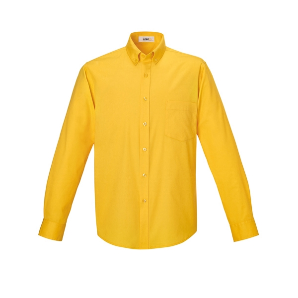 North End (r) Core365 (tm) Operate - S- X L - Men's Long Sleeve Twill Shirt Photo