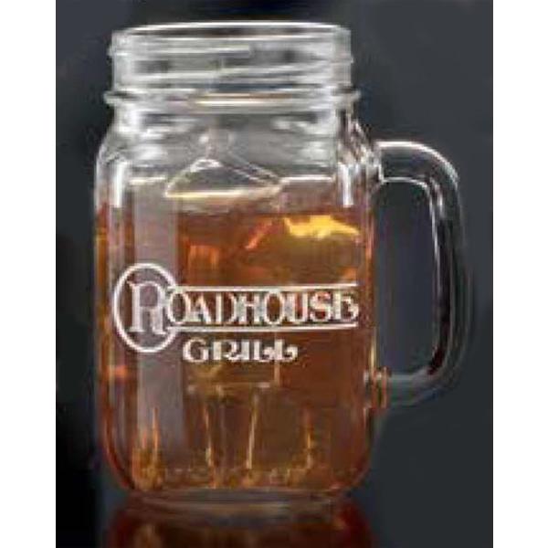 Handled Jar