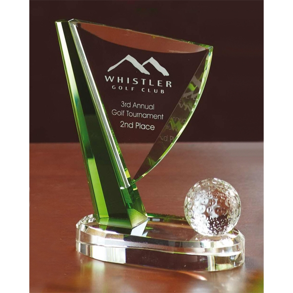 The Flagstick - Golf Trophy, Medium Photo