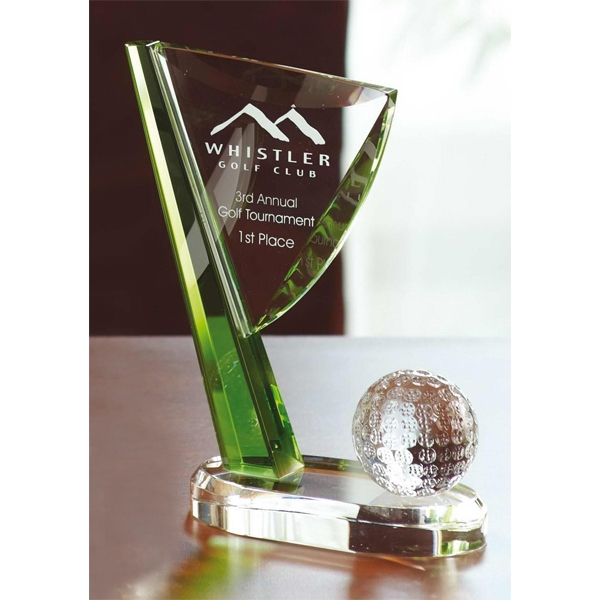 The Flagstick - Golf Trophy, Large Photo