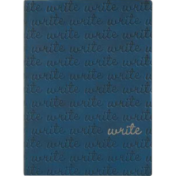 "The Essential Collection Write Print - Flexible Cover Journal With Lined Pages, 5"" X 7"" Photo"