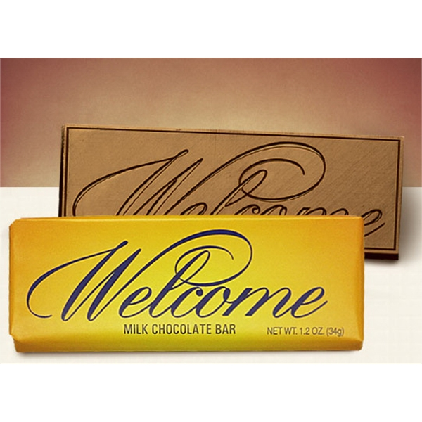 Welcome Chocolate Bar