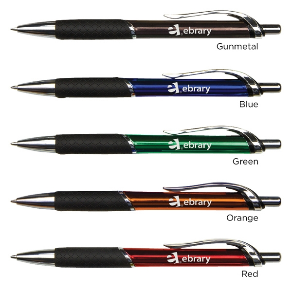 Bentley - Catalog 5-10 Day Production - Metallic Toned Barrel Pen Photo