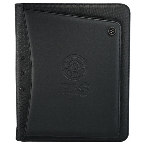 Elleven (tm) - Vapor Zippered Padfolio Photo