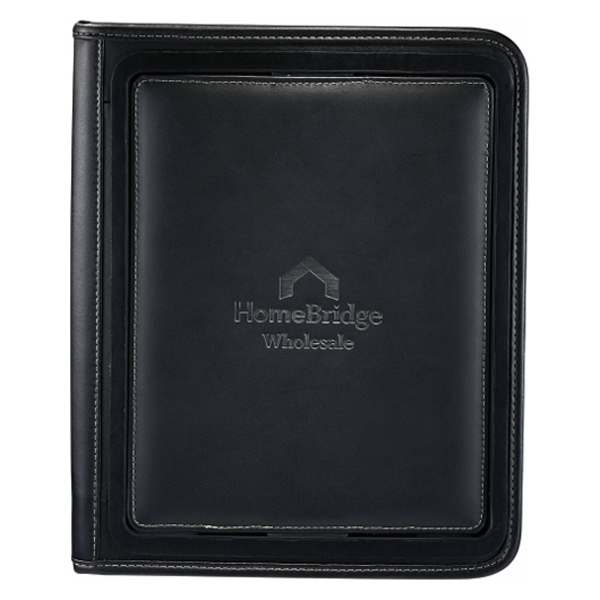 Flip Leather Portfolio For Ipad Photo