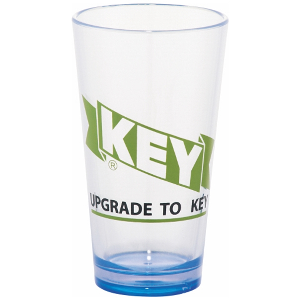 Game Day - Plastic Pint Glass 16 Oz Photo