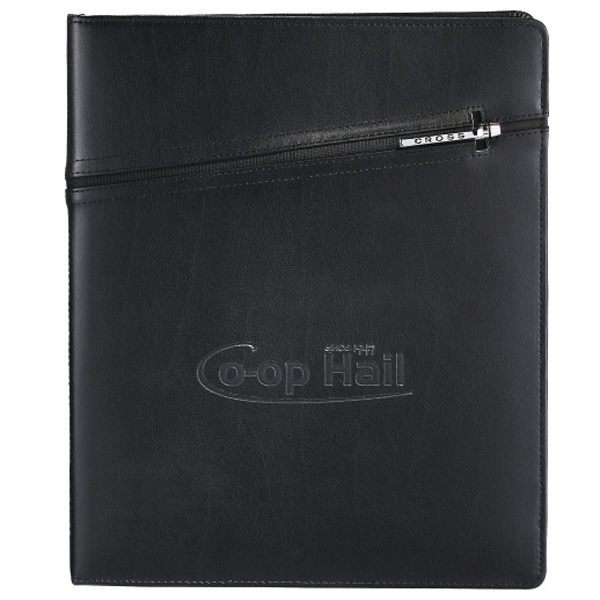 Cross (r) - Tech Padfolio With Zipper Closure Photo