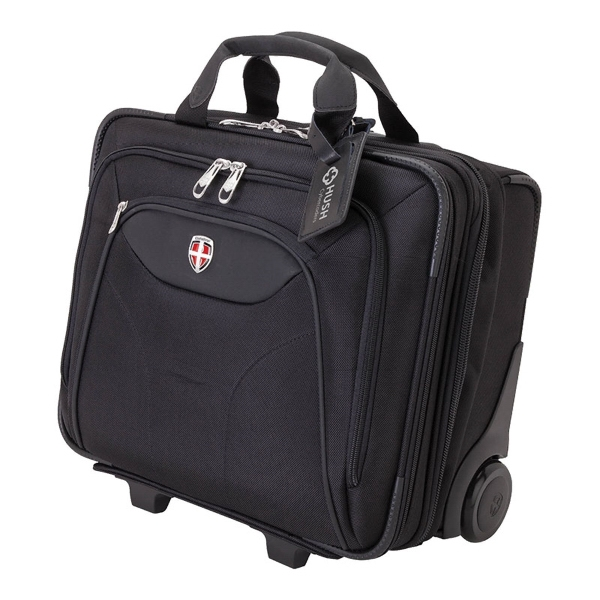 Ellehammer (r) - Executive Trolley Case With Laptop And Tablet Storage, And Telescoping Handle Photo
