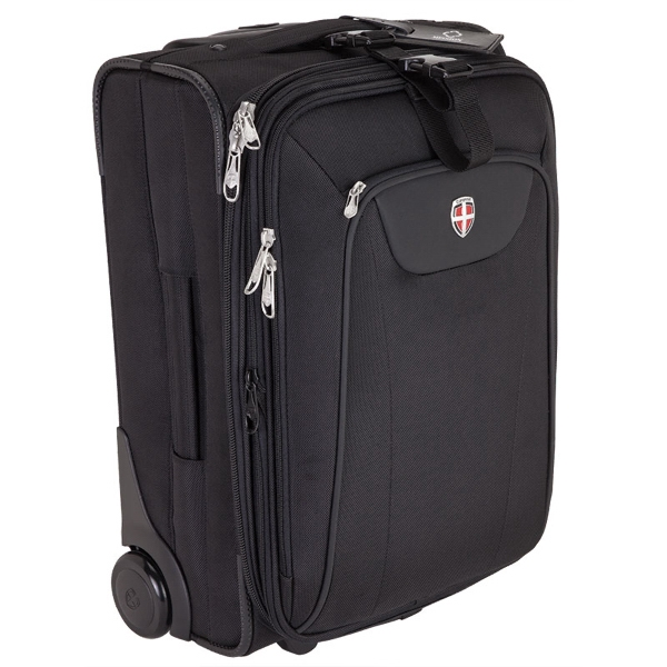 Ellehammer (r) - Expandable Trolley Carry On Built From 1680d Diamond Ballistic Nylon Polyester Photo