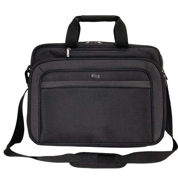 Solo CheckFast Laptop Briefcase