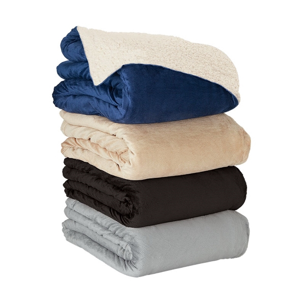 Large Micro Mink Blanket