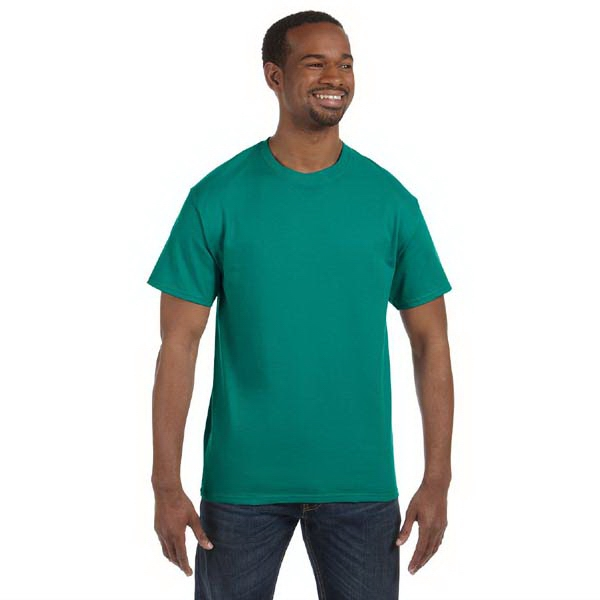 Jerzees (r) - Heathers S- X L - 5.6 Oz., 50/50 Heavyweight Blend T-shirt Photo