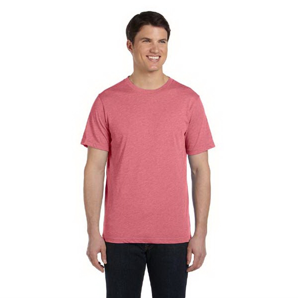 Bella + Canvas (tm) Los Angeles The Triblend Collection - S- X L - Men's 3.4 Oz. Short Sleeve T-shirt Photo