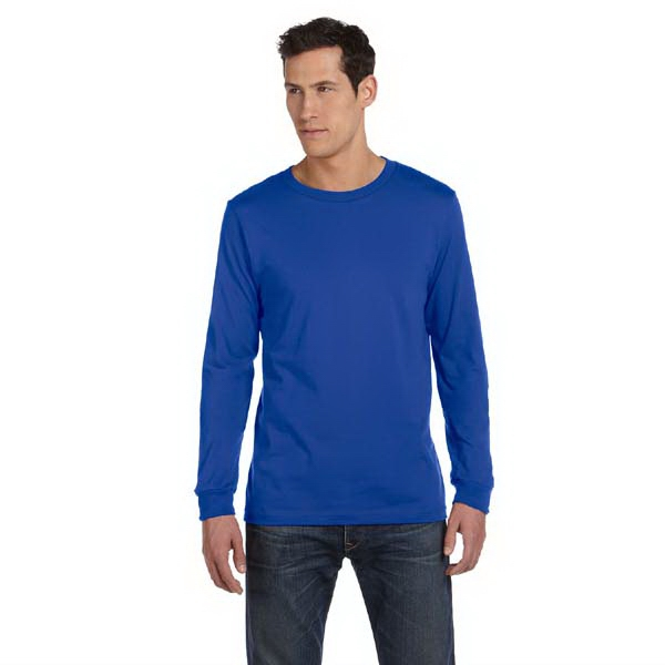 Bella + Canvas (r) Filmore - 2 X L - Men's 4.2 Oz. Long-sleeve Jersey T-shirt Photo