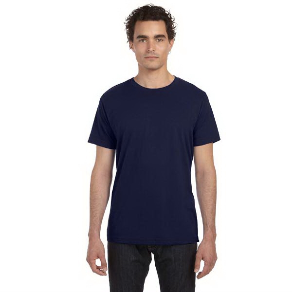Bella + Canvas (tm) Los Angeles The Retail Jersey Collection - Colors S- X L - Men's 3.6 Oz Poly Cotton Short Sleeve T-shirt Photo