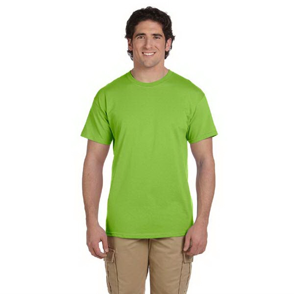 Hanes (r) - Heathers S- X L - 5.5 Oz., 50/50 Comfortblend (r) Ecosmart (tm) T-shirt Photo